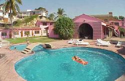 Pool at La Posada