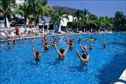 Pool fun at Club Maeva