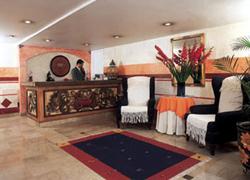 Lobby at Casa de la Condesa