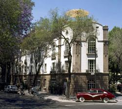 Streetview of Condesa df