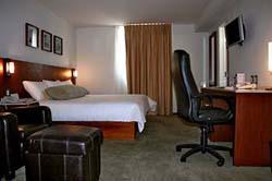 Typical Room at Casa Inn