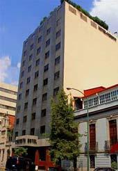Streetview Corinto Hotel