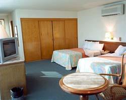 Bedroom at El Diplomatico