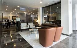 Lobby at City Express EBC