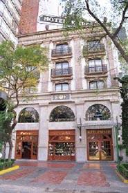 Hotel Emporio on Reforma Blvd