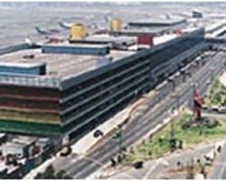 Hilton at Mexico City Airport