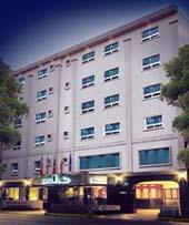 Streetview Hotel Monaco