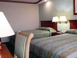 Bedroom at Quality Lindavista