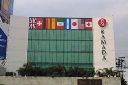 Streetview Ramada MEX Airport