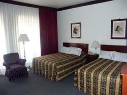 Room at Hotel Ritz Mexico City