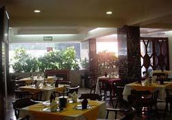 Restaurant at Hotel San Diego
