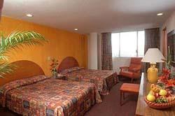 Bedroom at Hotel San Francisco
