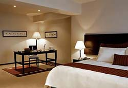 Room at St. Isidro Housing