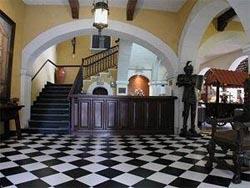 Lobby at Hotel Caribe Merida