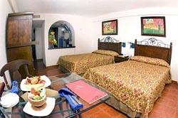 Typical Room at El Castellano