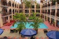 Pool at Hotel Dolores Alba