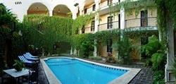Pool at Mision de Fray Diego