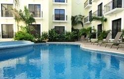 Pool at Gran Real Yucatan