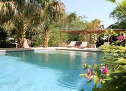 Pool at Hacienda Santa Cruz