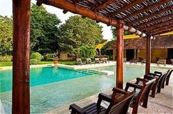 Pool at Hacienda Misne Indigo
