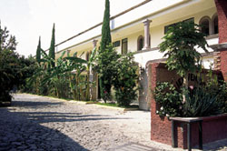 Street view - Hotel California
