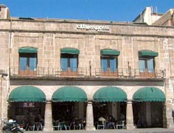 Arcade at City Express Morelia