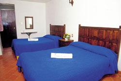 Bedroom at Posada del Cortijo