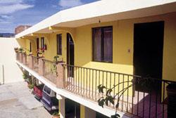 Exterior Rooms-Rincon Tarasco