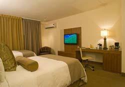 Room at Antaris Suites Valle