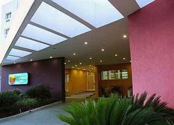 Entrance Comfort Inn Monterrey