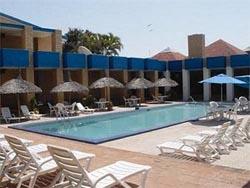 Pool at Balboa Club Hotel