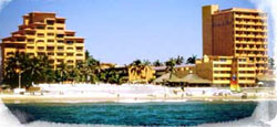 Costa de Oro from the Beach