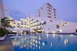 Pool at Coral Island Hotel