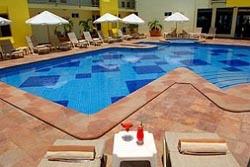 Pool at D'Gala Mazatlan Hotel