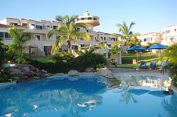 Pool at Isla Mazatlan Golden