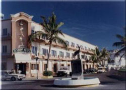Streetview of La Siesta Hotel
