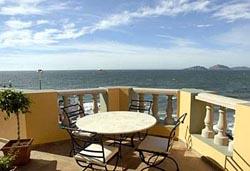 View from Casa Lucila Terrace