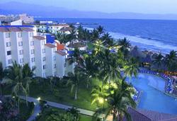 Air View of Allegro Resort