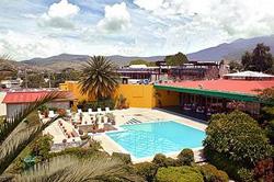 Pool at Mision San Felipe