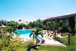 Pool at Ciudad Real Palenque