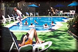 Pool at Maya Tulipanes