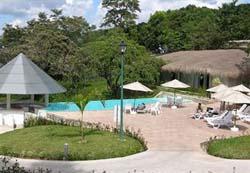 Pool at Hotel Villa Mercedes