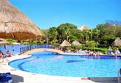 Pool at Allegro Playacar