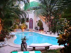Pool at Aventura Mexicana