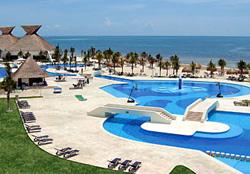 Pool, Beach and the Caribbean