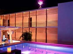 Pool at Deseo Hotel & Lounge