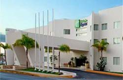 Entrance Holiday Inn Express