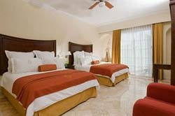 Bedroom at Hacienda Real