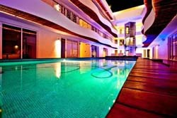 Pool at In Fashion Hotel