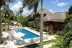 Pool at Magic Blue Hotel